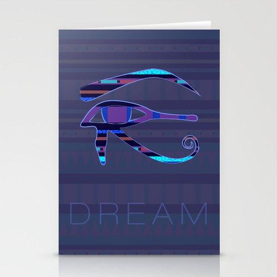 Dream. Stationery Card