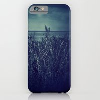iPhone & iPod Case featuring Blue by Ni.Ca.