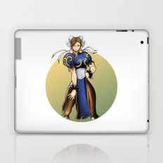 Chun Li Laptop & iPad Skin