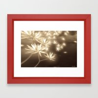 Flower_01 Framed Art Print
