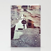 Puddle Stationery Cards