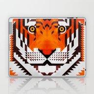Triangle Tiger V2 Laptop & iPad Skin