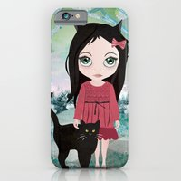 iPhone & iPod Case featuring Séraphine by Crea Bisontine