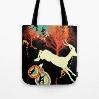 African Life Tote Bag
