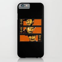 iPhone & iPod Case featuring the good ,the bad , and the evil by sEndro