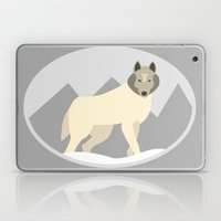 Wolf Laptop & iPad Skin