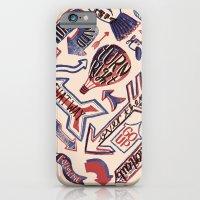 iPhone & iPod Case featuring Journeys by Katie L Allen