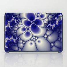 Royal Bubbles iPad Case