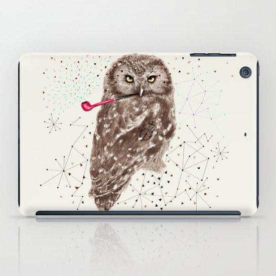 Mr.Owl III iPad Case