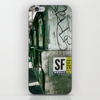 San Francisco Weekly iPhone & iPod Skin