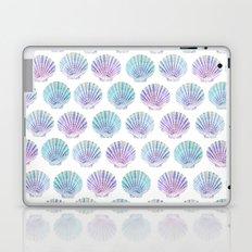 iridescent shells pattern Laptop & iPad Skin