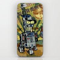 BendR2D2 iPhone & iPod Skin
