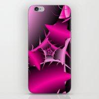 Through It iPhone & iPod Skin