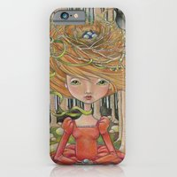 iPhone & iPod Case featuring Nesting by Kristin Barr