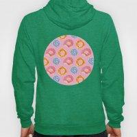 sweet things: doughnuts (pink) Hoody