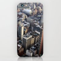 Big city, NYC iPhone 6 Slim Case