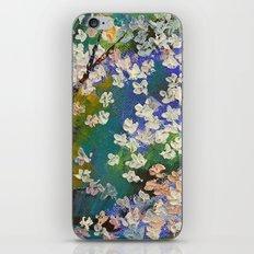 Sakura Oil Painting iPhone & iPod Skin