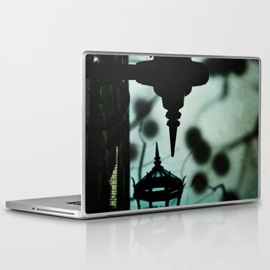 Haunted by You Laptop & iPad Skin