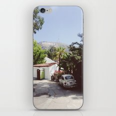 Hollywood, California iPhone & iPod Skin
