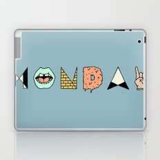 MONDAY Laptop & iPad Skin