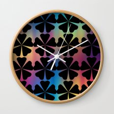 Flowers For You. Wall Clock