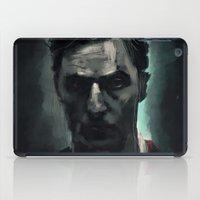Rust Cohle iPad Case