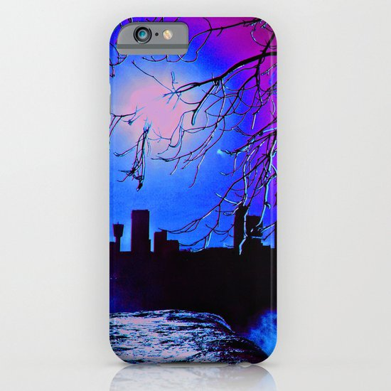 pink sky :o iPhone & iPod Case