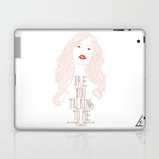 Are You Talking To Me ? Laptop & iPad Skin