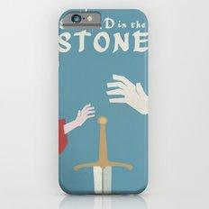 The Sword in the Stone - Walt Disney Minimal Movie Poster iPhone 6 Slim Case