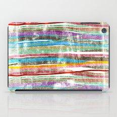fancy stripes 3 iPad Case