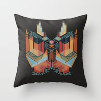 Chapel Of The Goddess Or… Throw Pillow