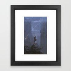 The Remnant Framed Art Print