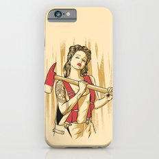 axe girl Slim Case iPhone 6s
