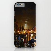 Yellow Moon iPhone 6 Slim Case