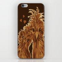 DODO LOVE BIRDS  iPhone & iPod Skin