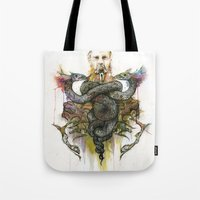The Antagonist Tote Bag