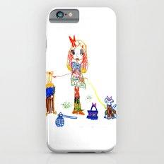 Girly Travel iPhone 6s Slim Case