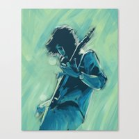 Mr David Grohl Canvas Print
