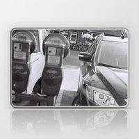 Parking Meter Laptop & iPad Skin