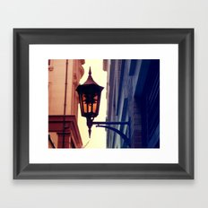 In Another Time Framed Art Print