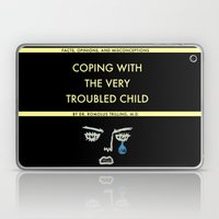 Coping With The Very Troubled Child Laptop & iPad Skin
