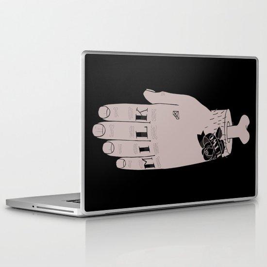 Tea Lover Laptop & iPad Skin