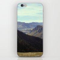 Top of the gondola iPhone & iPod Skin