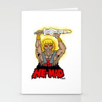 HE-MAD Stationery Cards