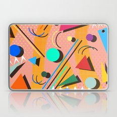 80s Pop Retro Pattern Laptop & iPad Skin