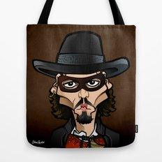 Don Juan Tote Bag