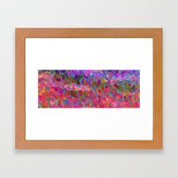 The Dance of Spring Framed Art Print