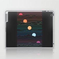 Many Lands Under One Sun Laptop & iPad Skin