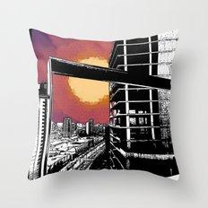 Barna Love Throw Pillow