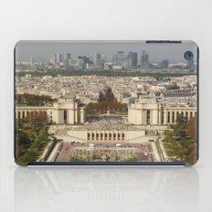 Aerial Paris iPad Case